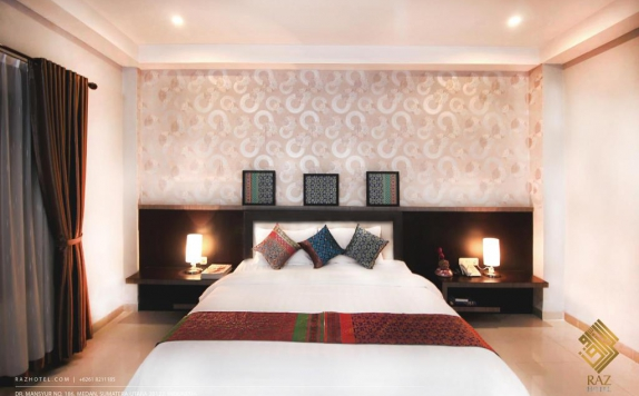 Guest Room di Raz Hotel and Convention