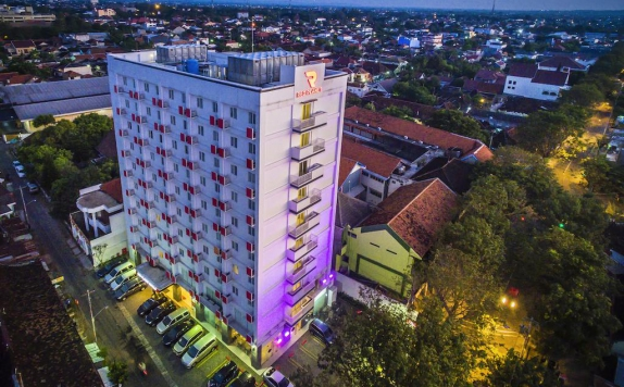 Top view di Red Planet Hotel Solo