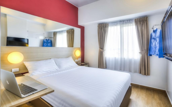 Guest Room di Red Planet Palembang (formerly Tune Palembang)