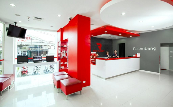Interior di Red Planet Palembang (formerly Tune Palembang)