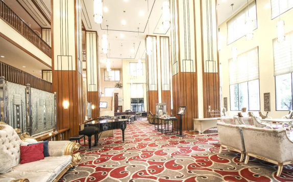 Interior di Redtop Hotel and Convention Center