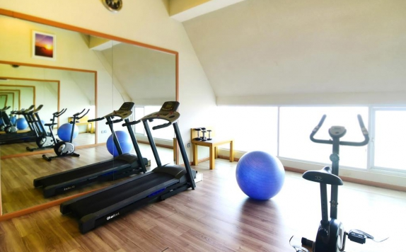 Fitness Center di Rhadana Kuta