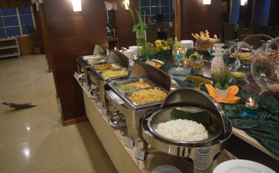food and beverages di Riau Hotel Bandung