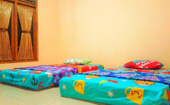 Bedroom di Ricky Homestay