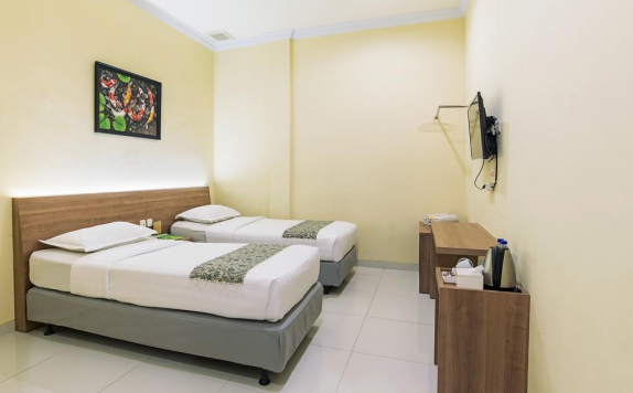 guest room di Riverstone Hotel & Cottage