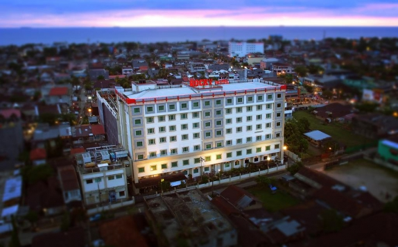 Top view di Rocky Plaza Hotel