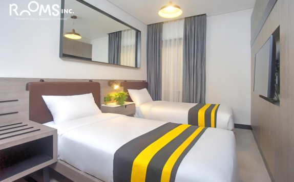 Guest room di Rooms Inc Semarang