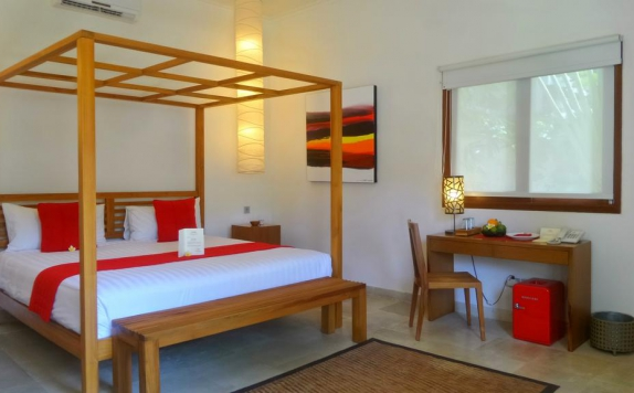 Guest Room di Rouge Bali - Lounge Bar, Villas & Spa