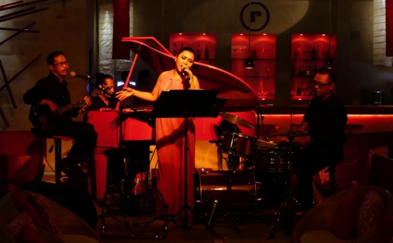 live music di Rouge Bali - Lounge Bar, Villas & Spa