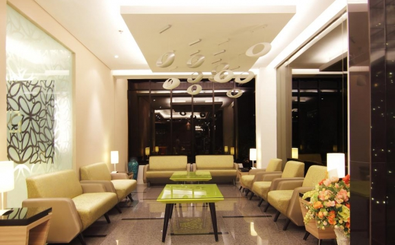 Interior di Royal City Hotel