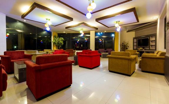 Lobby di Royal Denai View