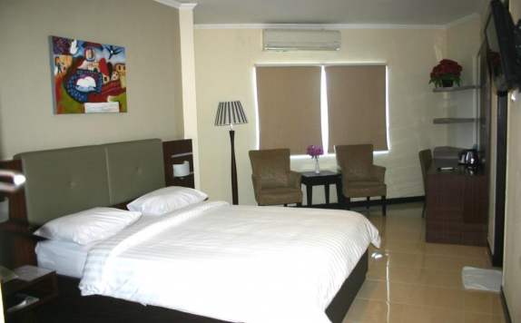 Guest room di Royal Mamberamo Hotel