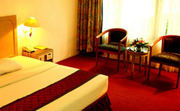 Guest room di Royal Palace Hotel