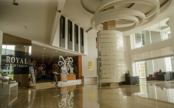interior di Royal Suite Condotel