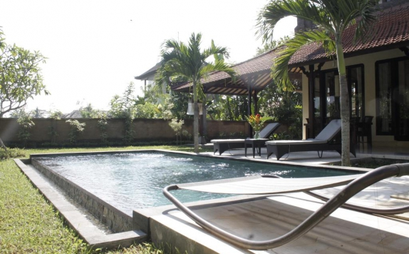 Swimming Pool di Rumah Dadong Ubud