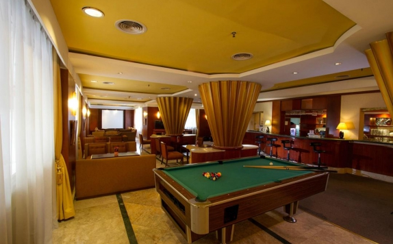 Billiard di Salak The Heritage