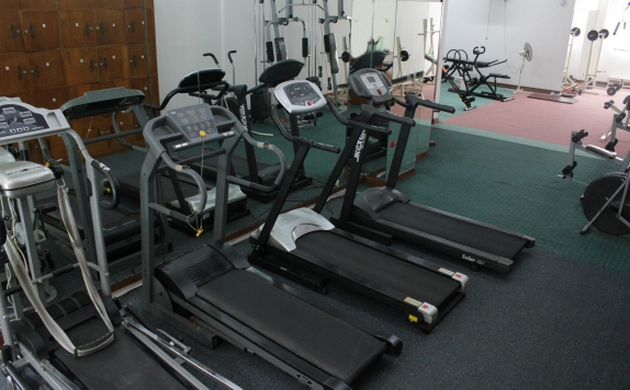 Gym di Salak The Heritage