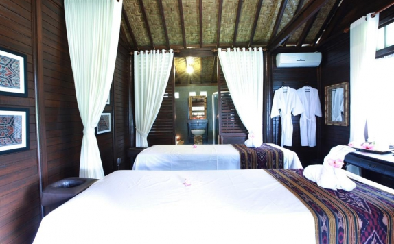 Guest room di Samawa Seaside Cottages