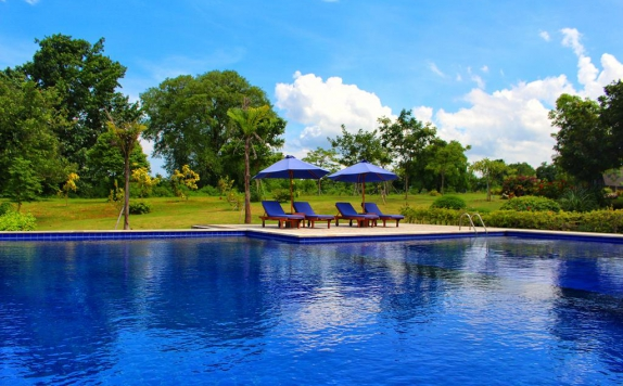 Swimming Pool di Samawa Seaside Cottages