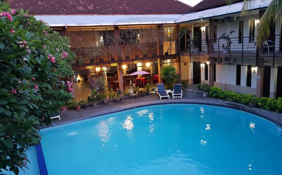 Swimming Pool di Sanur Agung Hotel