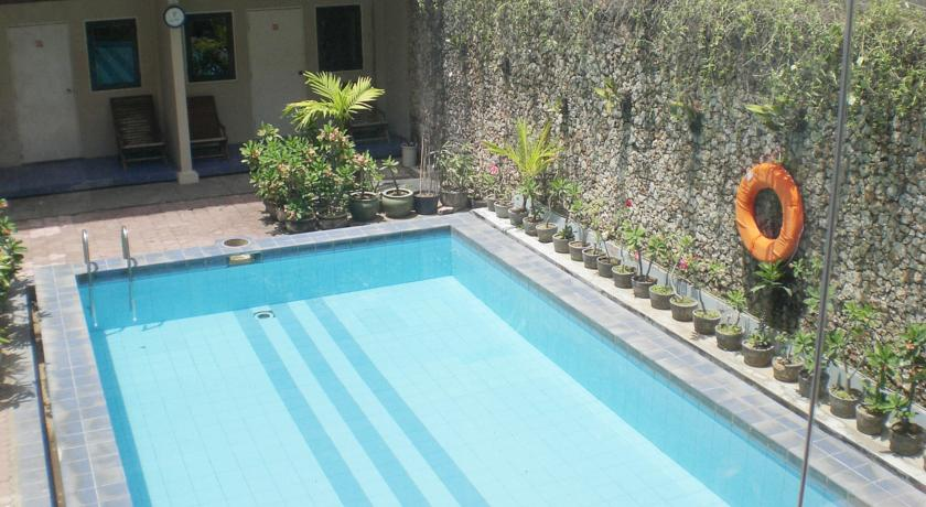 Swimming Pool di Sanur Ayu Hotel