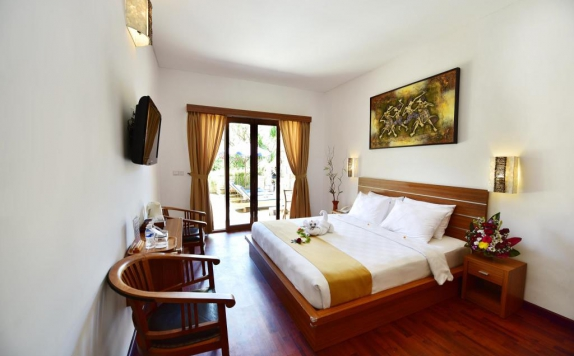 guest room di SATRIYA COTTAGES