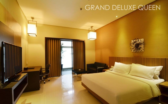 Guest Room di Savana Hotel & Convention