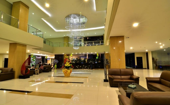Lobby di Savana Hotel & Convention