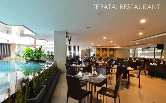 Restaurant di Savana Hotel & Convention