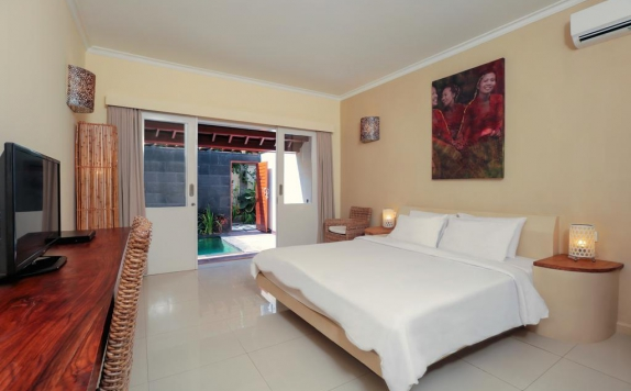 Guest Room di Scallywags Resort