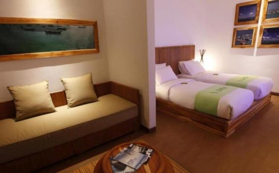 Interior di SEDASA Surf Lodge & Lifestyle
