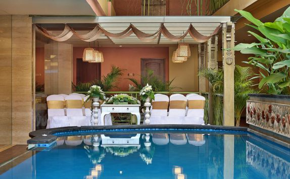Facilities di SenS Hotel and Spa Conference Ubud Town Centre