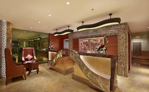 Lobby di SenS Hotel and Spa Conference Ubud Town Centre