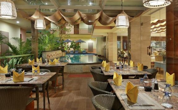 resto di SenS Hotel and Spa Conference Ubud Town Centre