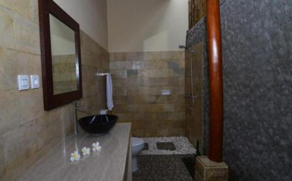 Hotel Bathroom di Shu Villa