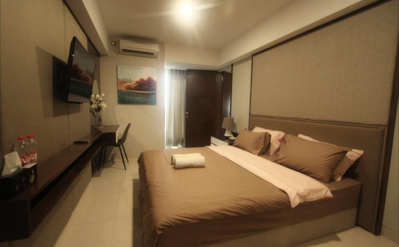Guest room di Simpang Lima Residence