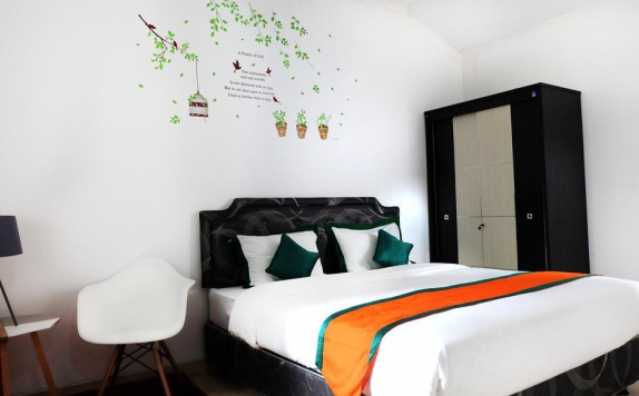 Guest room di Simply Homy Guest House Gembiraloka