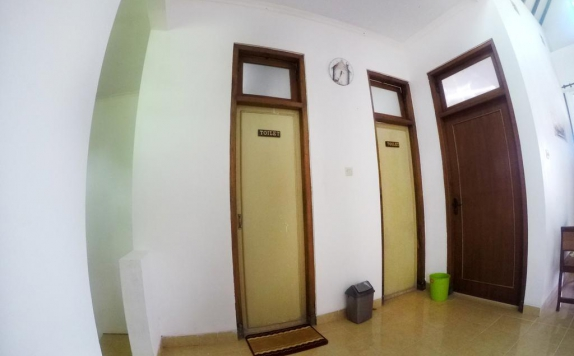 interior di Simply Homy Guest House Gembiraloka
