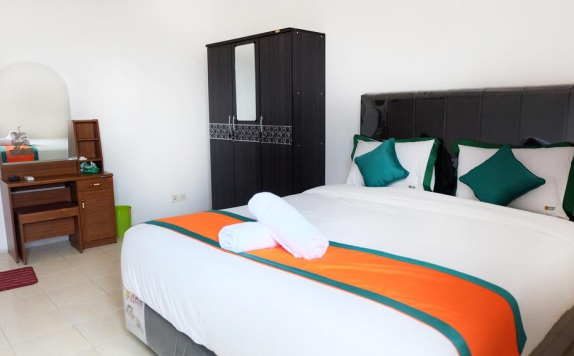 bedroom di Simply Homy Guest House Samirono