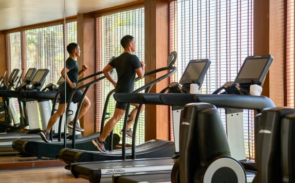 gym di Six Senses Uluwatu