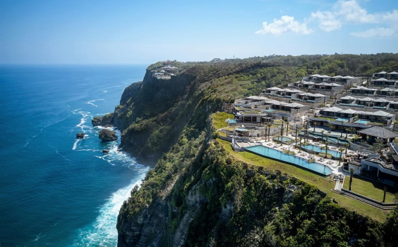 view di Six Senses Uluwatu