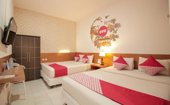 Guest room di SM Residence Pasteur