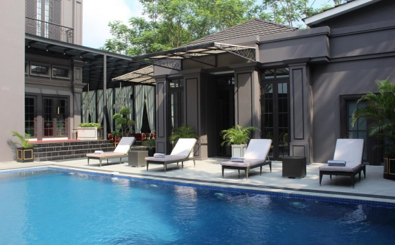 Swimming Pool di Sofia Boutique Residence
