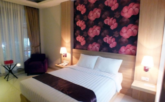 Double Bed Room Hotel di Sofyan Inn Altama Pandeglang