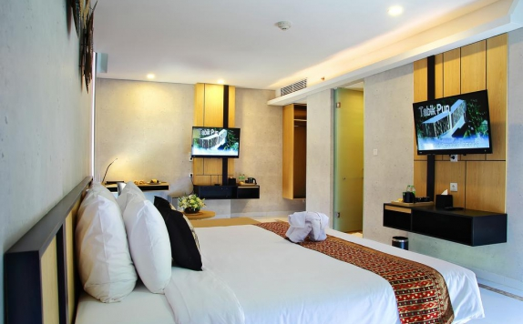 Guest room di Sparks Convention Hotel
