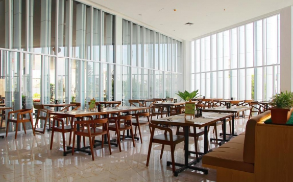 Restaurant di Sparks Convention Hotel
