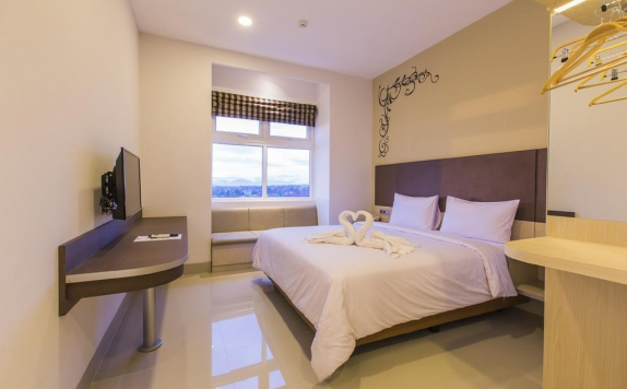 Guest Room di Sparks Hotel Sukabumi