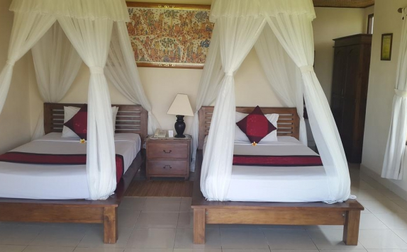 Guest room di SRI BUNGALOWS UBUD