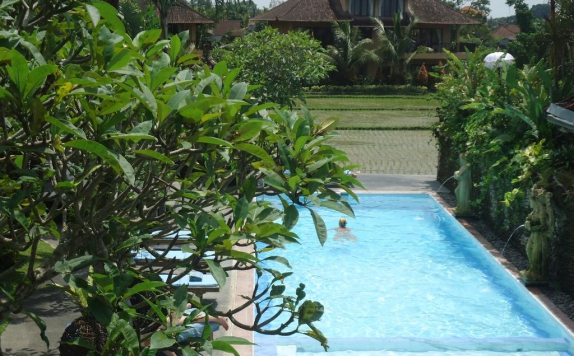 Swimming Pool di SRI BUNGALOWS UBUD