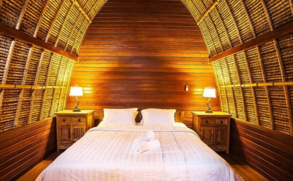 Guest room di Sukanusa Luxury Huts